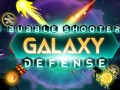 Jogos Bubble Shooter Galaxy Defense