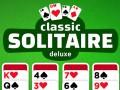 Jogos Classic Solitaire Deluxe