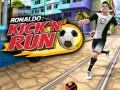 Jogos Cristiano Ronaldo Kick`n`Run