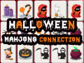 Jogos Halloween Mahjong Connection