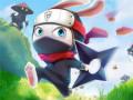 Jogos Ninja Rabbit